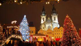 Что делать в Праге зимой и в Рождество