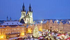 Насладитесь атмосферой чешского Рождества!