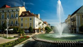 Оздоровительные курорты и санатории Чехии
