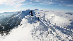Чешские горы – это развлечение и спорт для всей семьи