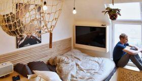 Самые крохотные квартиры в Праге