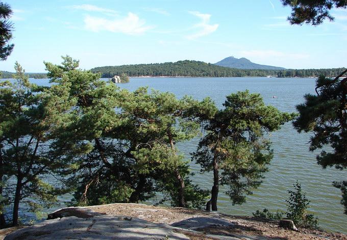 Махов озеро в Чехии