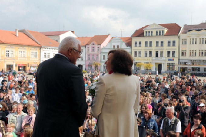 Президента выберет вся Чехия