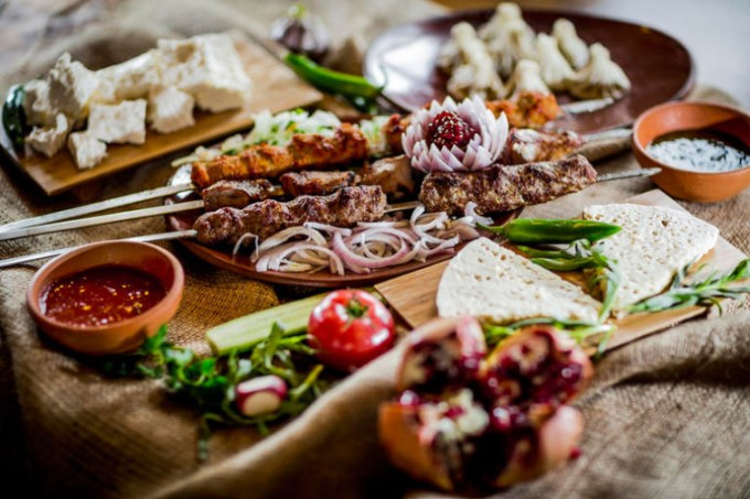 Ресторан U Gruzina - Изумительная грузинская кухня, покоряющая сердца