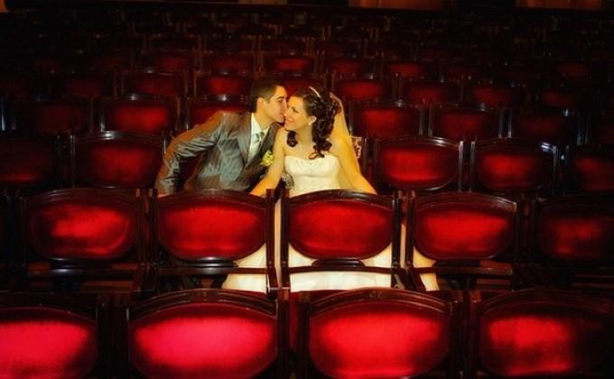 Театр «На Фидловачце» места для одиноких сердец