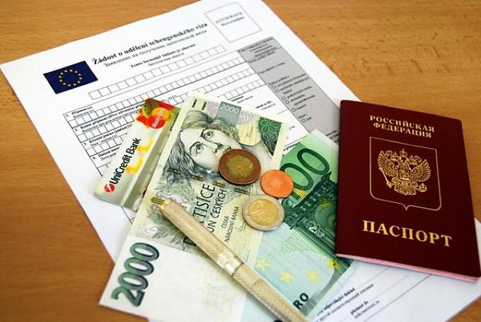 Самостоятельное оформление туристической визы в Чехию