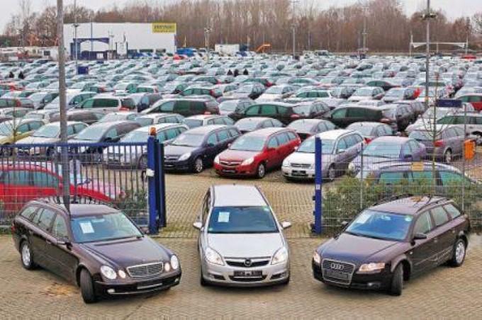 Покупка б/у машин в Германии с последующей регистрацией в Чехии
