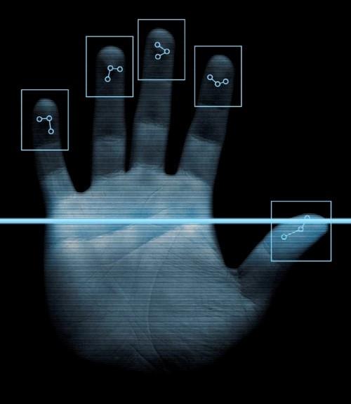 Биометрические идентификаторы иностранцев