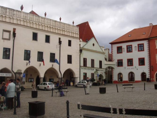 Cesky Krumlov Infocentrum