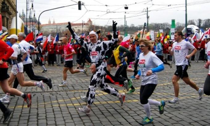 Чешская Республика – ваша беговая дистанция в 2012 году!