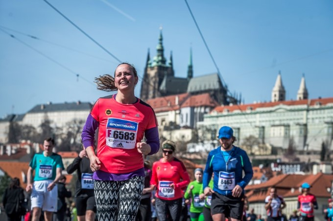 Sportisimo полумарафон и Volkswagen марафон в Праге (RunCzech 2017г.)