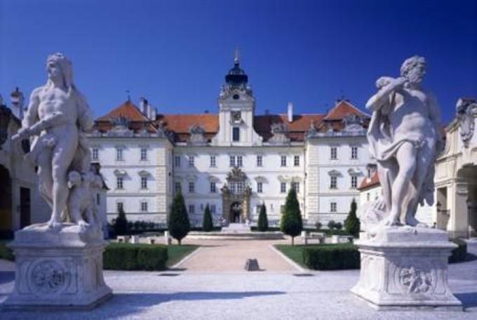 Ледницко-Валтицкий ареал очарует не только романтиков