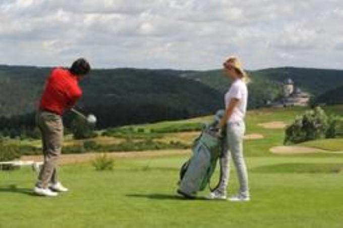 В Чехию за гольфом!