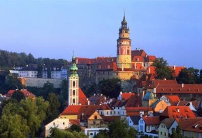 Чешский Крумлов, сказочное место в «кладовой» ЮНЕСКО