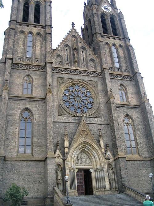 костел Святой Людмилы